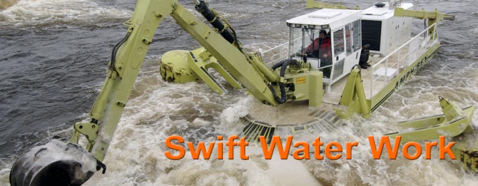 Swift Water Work
